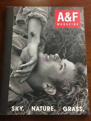 A & F (Abercrombie & Fitch) Magazine - 1st Issue. Rising Stars.