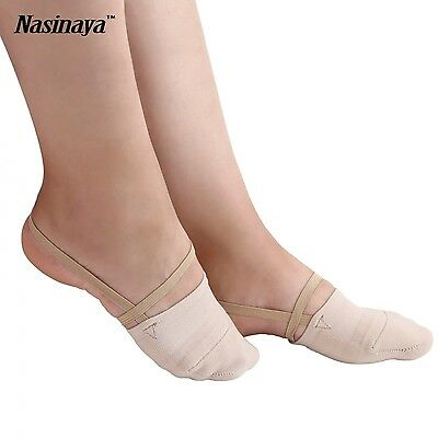 Rhythmic Gymnastics Shoes Soft Half Socks Professional Competition Sole Shoes