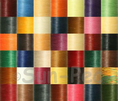 150D 1mm Strong Sewing Thread for Leather Hand Stitching Jewelry Shoes Repairs