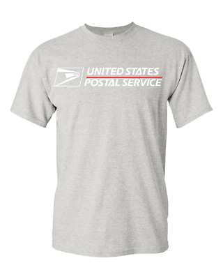 USPS Grey Short Sleeve Shirt  All Sizes Available