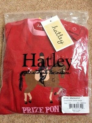 CLOSING DOWN SALE Sleepsuit /Hat 'Prize Pony' by Canadian Designer Hatley