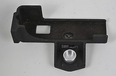 Canon Camera Holder F2, Very Good Condition, All Metal