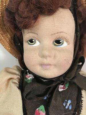Vintage doll really lovely