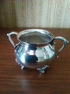 Silver Plated Sugar Bowl by Viners of Sheffield