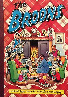 The Broons Annual 1993 - Oor Wullie