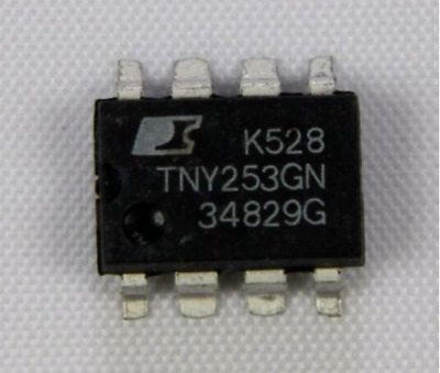 5/50pcs integrated circuit TNY253GN SOP8 AC/DC Switching Converters Power