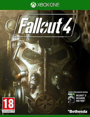 Fallout 4 XBox One *in Excellent Condition*