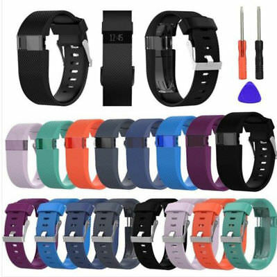 Fitbit Charge HR Replacement Band, Repair Kit with tool (SAME DAY SHIPPING)
