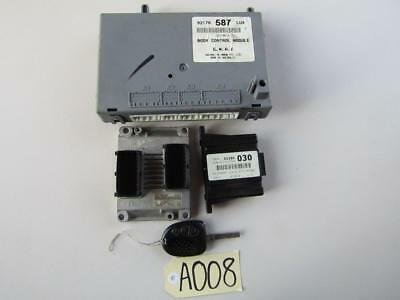 Vz V6 Ecu Kit 597Lux Bcm 030Pim 449 Ecu (A008)