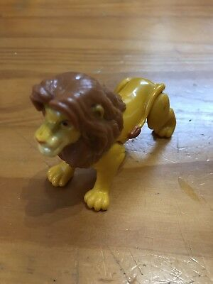 Lion King Disney Action Figure Cake Topper Poseable Toy GUC