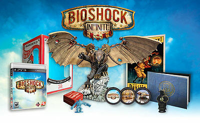 Brand New Bioshock Ultimate Songbird Edition