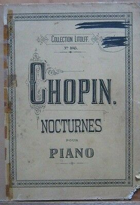 Piano Sheet Music - Vintage Classical