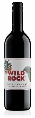Wild Rock Gimblett Gravels Hawke's Bay Red Merlot Blend 2013 - Hawke's Bay, NZ