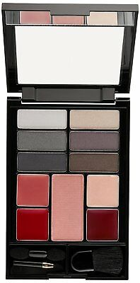 Revlon Eyes Cheeks and Lips Palette-200 Seductive Smokes