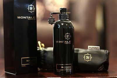 Black Aoud Perfume by Montale 5 ML or 10 ML atomizer decant sample spray