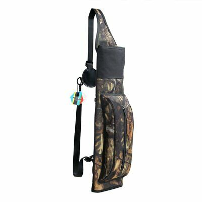 Outdoor Hunting Archery Arrows Bow Bags Case Sports Arrow Package Carrier Holder