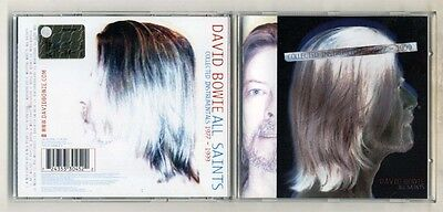 Cd DAVID BOWIE All saints Collected Instrumentals 1977-1999 - PERFETTO 2001