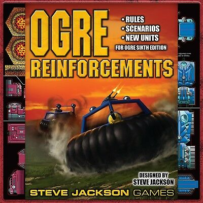 Ogre Reinforcements - English