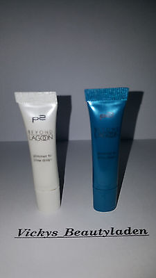 P2 Beyond Lagoon Glimmer To Glow Drops Allround Highlighter Farbwahl