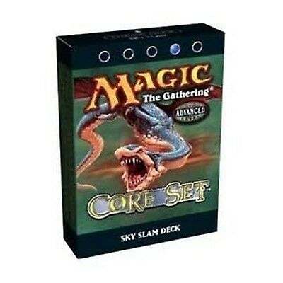 Magic the Gathering MTG 8th Edition Core Set Sky Slam Theme Deck by Wizards