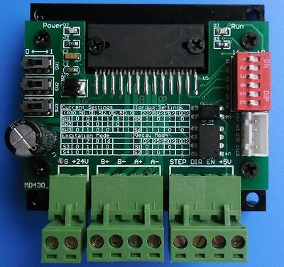 TB6560 3A CNC Router Single 1 Axis MD430 Controller Stepper Motor Driver Module