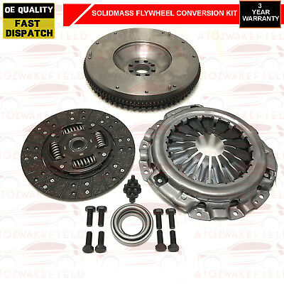 for nissan navara d40 2 5td 4wd 2005 2010 clutch solid flywheel conversion kit eur 283 23. Black Bedroom Furniture Sets. Home Design Ideas