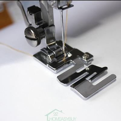 Elastic Cord Band Fabric Stretch Domestic Sewing Machine Foot Presser Metal