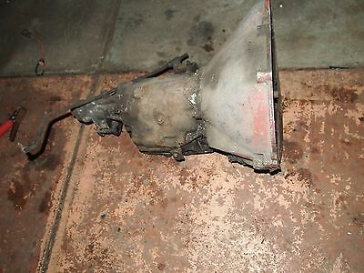 Holden Opel 4 speed manual gearbox 186S HR HD HG HK LC Torana GTR 161S Premier 6