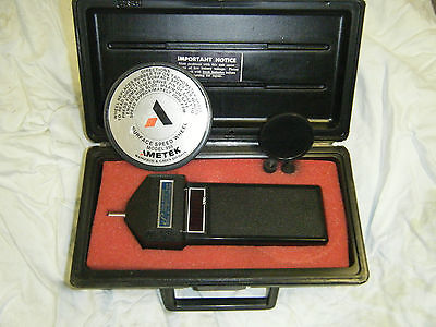 Cole-Parmer 8213-20 Digital Tachometer with case