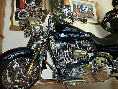 "2007 Harley-Davidson FLHRSE3 Screamin' Eagle Road King - ungefahren ""0""km"