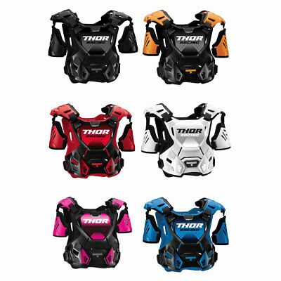 2018 Thor MX Adult Guardian Chest Protector Roost Guard Offroad - Size and Color