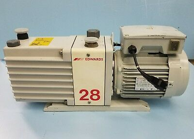 Edwards E2M28 Rotary Vane Vacuum Pump