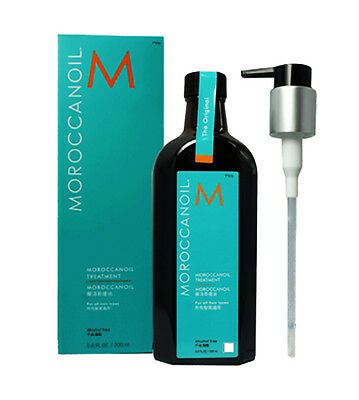 MOROCCONOIL MOROCCAN OIL LARGE 200ml SIZE