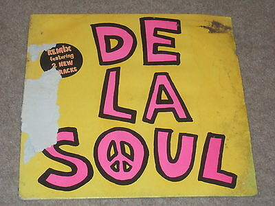 De La Soul ‎– Me Myself And I (Neopolitan Mix)   2001
