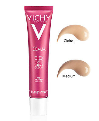 Vichy Idealia Illuminante BB Cream SPF25 Illuminante Colore Medio 40 ml
