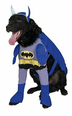 Batman The Brave and the Bold Deluxe Pet Costume, Medium