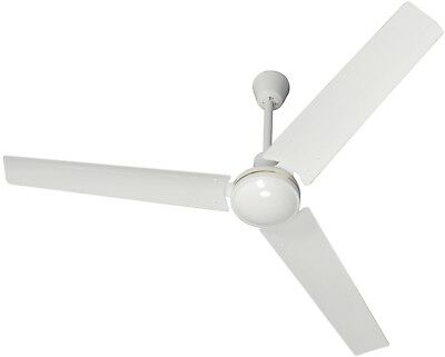 Ceiling Fan 60 Inch Canarm Industrial CP60HPWP CFM High 46000 115V 100W White