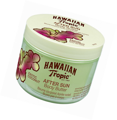 Hawaiian Tropic After Sun Body Butter Coconut, 200 ml
