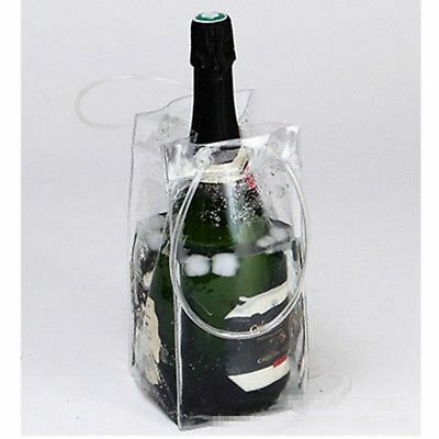 Bottle Cooler Ice Bag Champagne Ice Buckets Wine Accessories  Wine Coolers