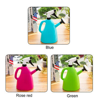 Dual-use Hand Pressure Watering Can Gardening Adjustable Handheld