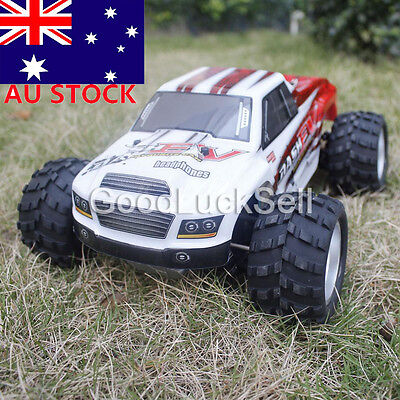 WLtoys A979-B RC Car Vehicle 1:18 Scale 2.4G 4WD High Speed 70km/h Simulated Hot
