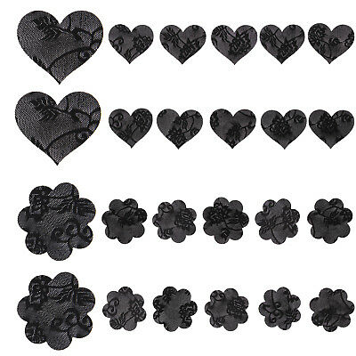 5 pairs/1 pair lace breast cover Women's Sticker Nipple Covers pasties PETAL