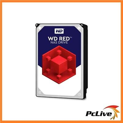 """Western Digital WD Red 1TB NAS Hard Drive Disk SATA III 3.5"""" 64MB Cache WD10EFRX"""