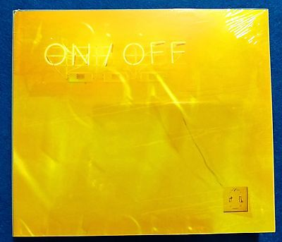 ONF - On/Off (1st Mini Album)CD+Photocard+Sticker Sealed New  K-Pop
