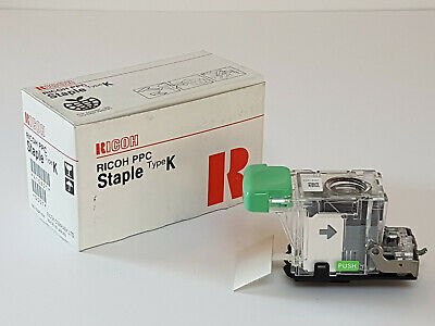 Ricoh Staple Type K With Holder 410801 (Csc760A) Mp C3502, C4502, C5502 Vat Inc