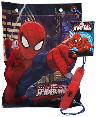 Boys - Marvel Ultimate Spiderman Swimming Bag