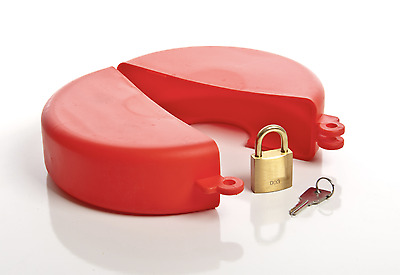 Fire Hydrant Locking Wheel - Plastic - 003 Padlock Included
