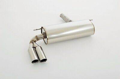 Nil SPORT EXHAUST BMW 3 Series GT F34 from Yr 06/2013 318D 105KW/320d/320dX