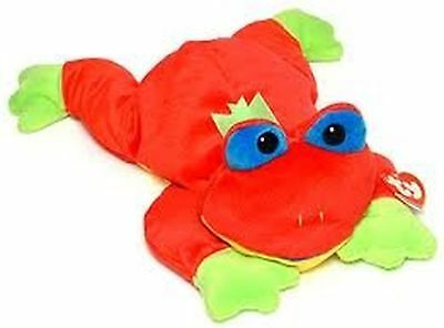 Ty Pillow Pal - Ribbit the Frog