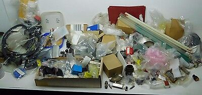 HUGE LOT! 1000's of Pieces! AMP TYCO CONNECTORS PLUGS GOLD PINS MANY OTHERS MIX